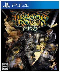 PS4「ドラゴンズクラウン・プロ」協力プレイ