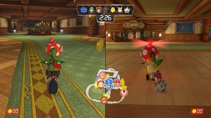 「マリオカート8」オフライン協力プレイの評価