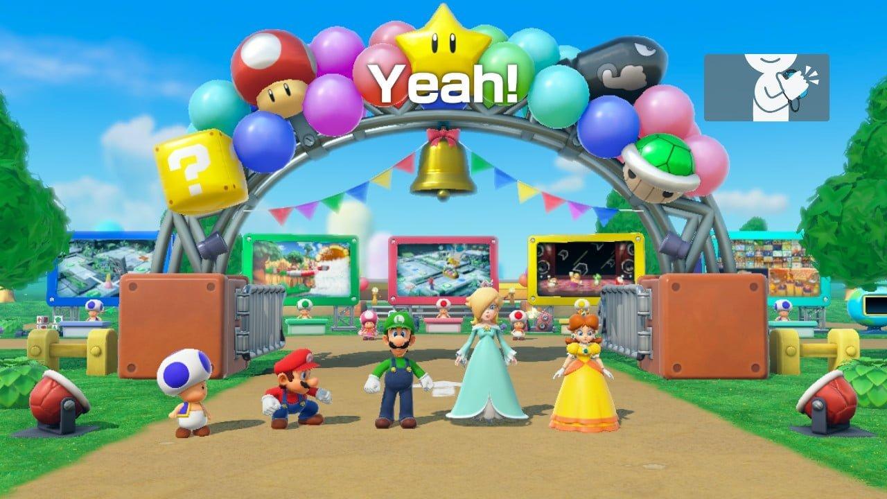 「スーパー マリオパーティ」協力プレイのやり方5