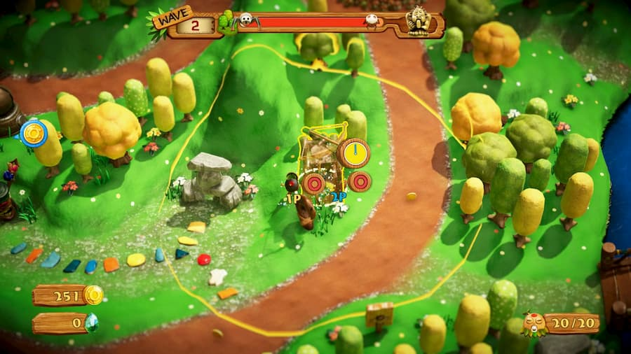 PS4/Switch「PixelJunk Monsters2」協力プレイのやり方
