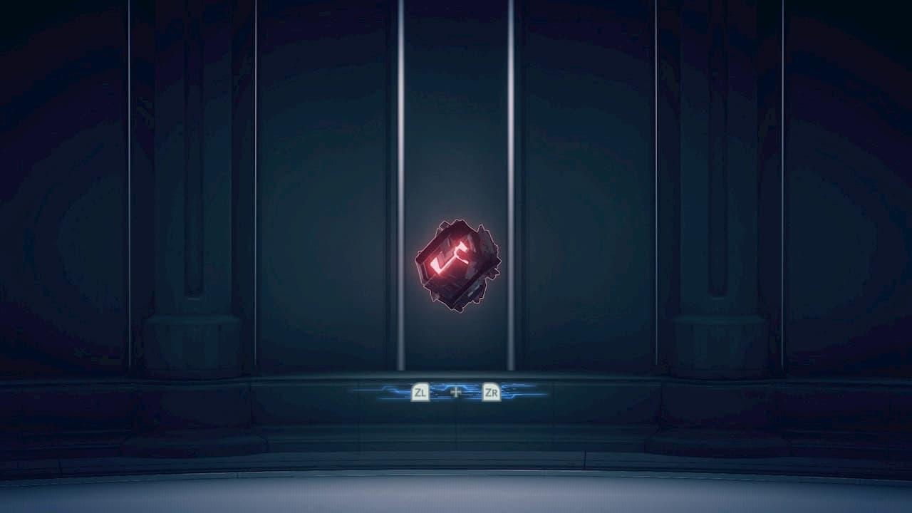 ゲームのタイトル画面