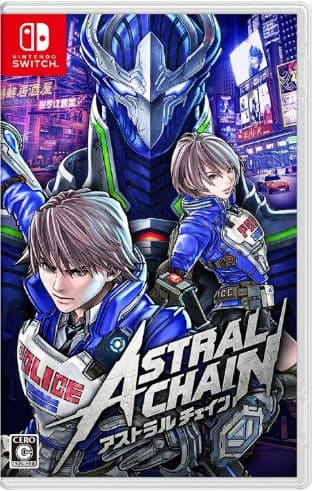 Switch「ASTRAL CHAIN」の評価