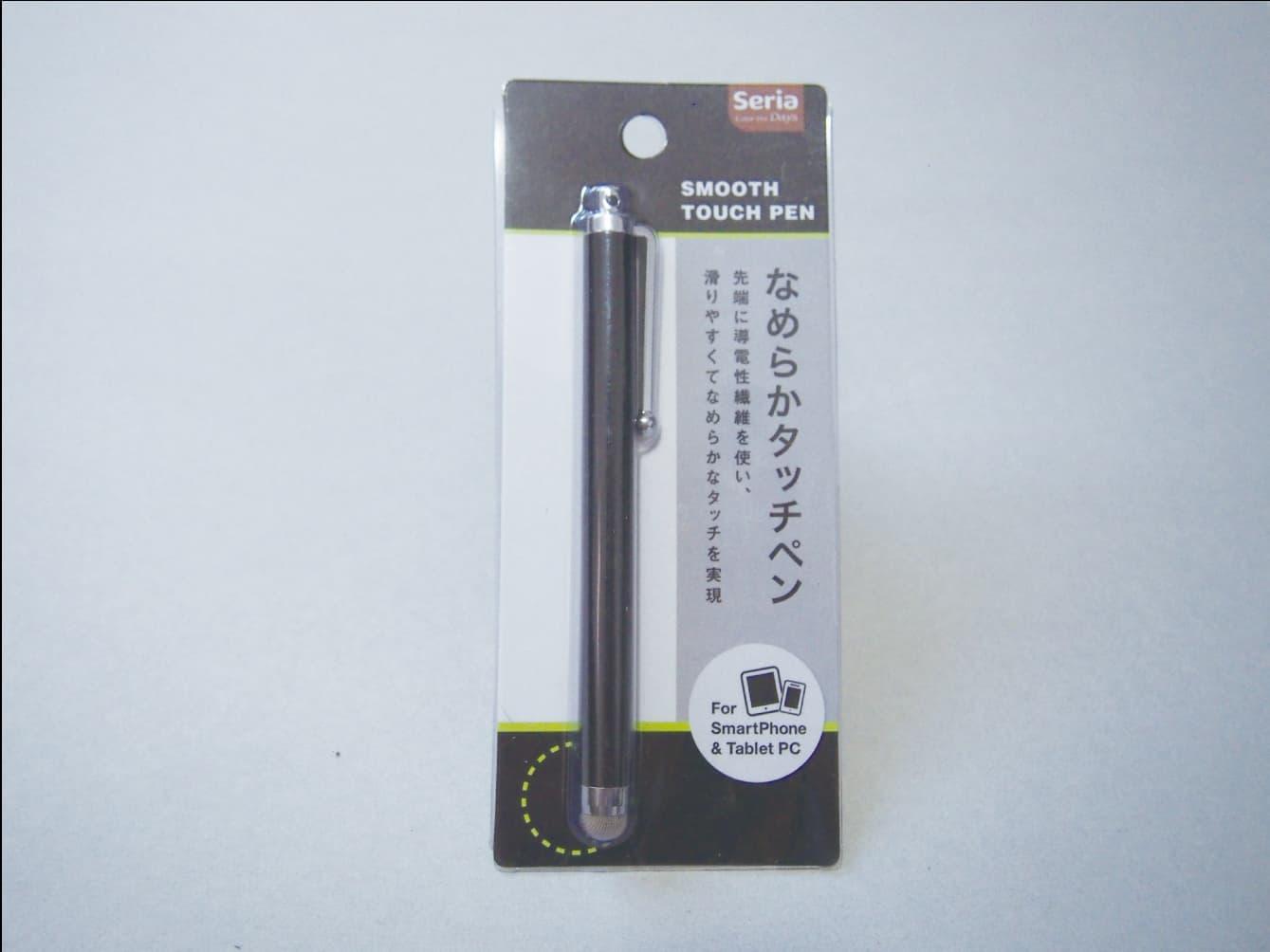 スマホ用のタッチペン