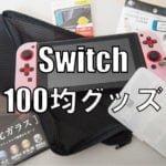 Switch100均グッズ