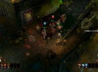 PS4「ウォーハンマー:Chaosbane」オフライン2人協力プレイの画面