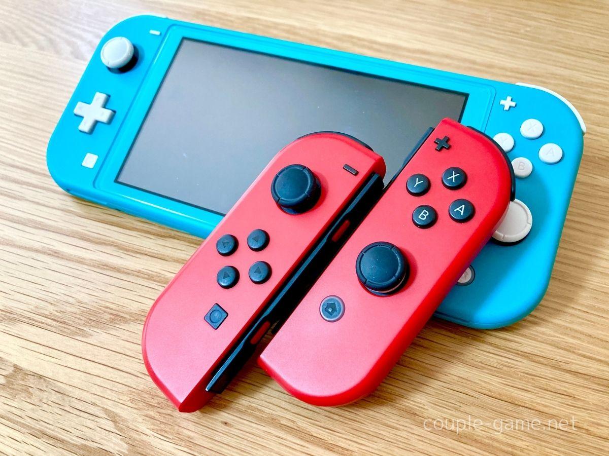 Switch LiteとJoy-Con