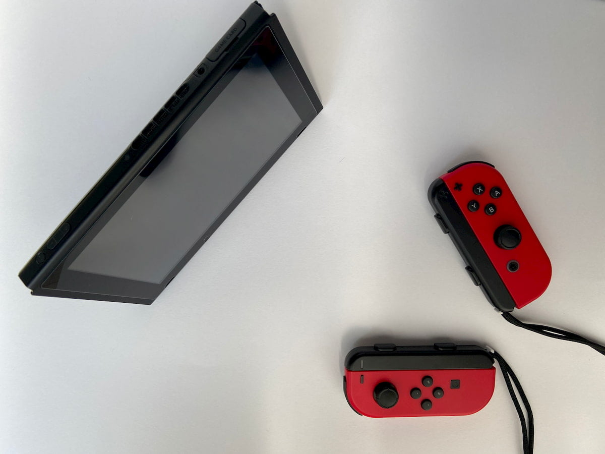 SwitchとJoy-Con