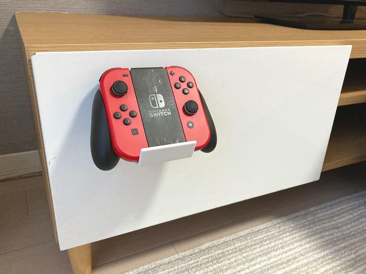 switchとコントローラースタンド