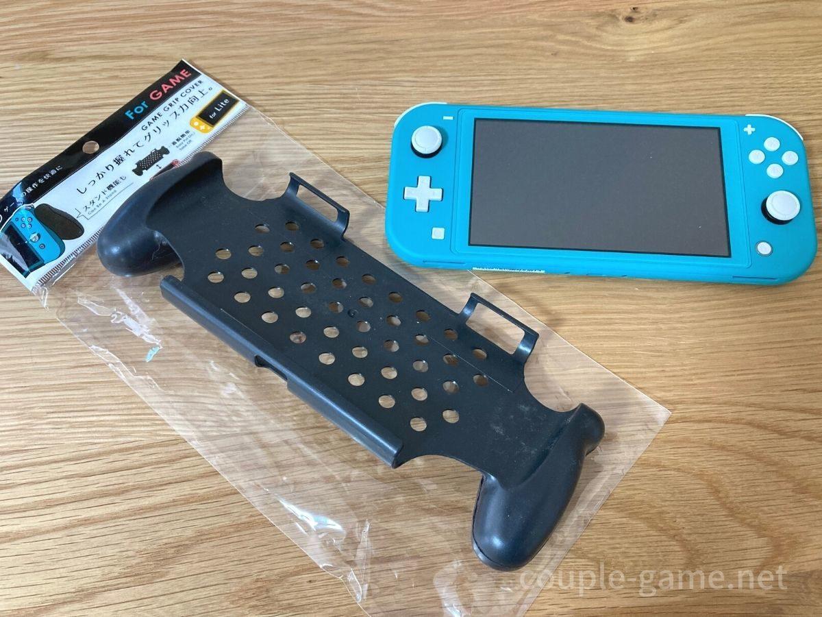 Switch Liteと保護カバー