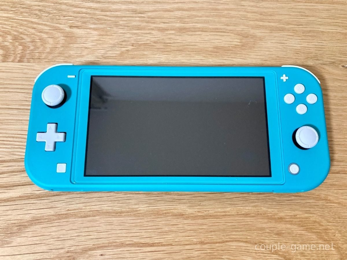 Nintendo Switch Lite本体