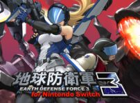 Switch版「地球防衛軍3」は画面分割2人プレイできる?