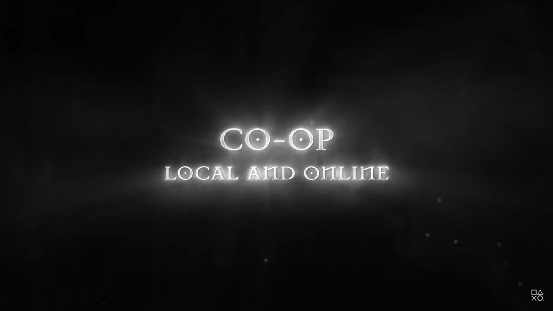 ソルトアンドサクリファイスのCOOPの画面