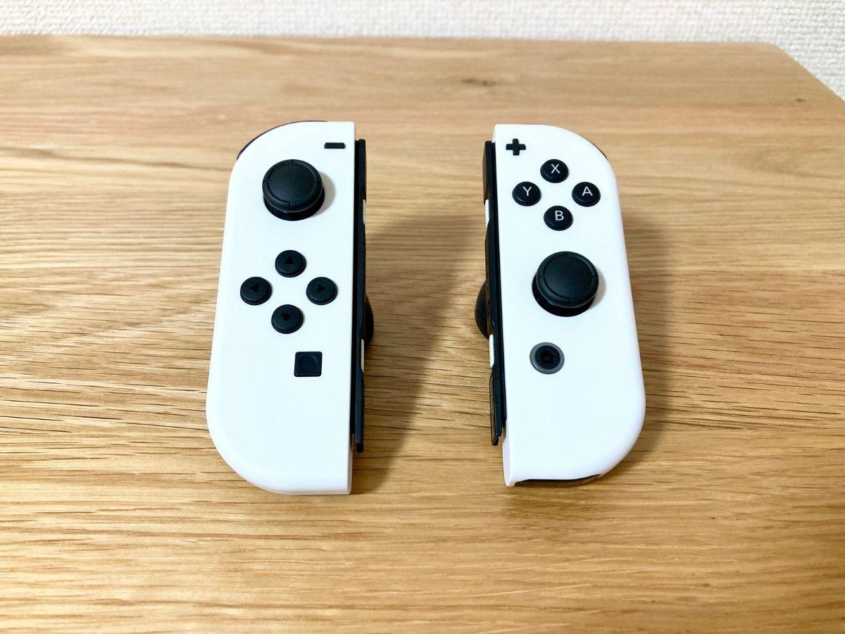 Switch有機ELモデルのJoy-Con(L)(R)